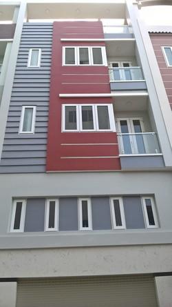 Bán nhà hẻm Trung Lang, P12, Tân Bình 5X11m, 4 lầu   sân thượng