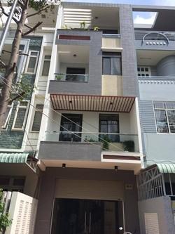 Cho thuê nhà mới 6 phòng ngủ có đồ đạc gần showroom xe Ford tiện Ở,VP Miễn Trung Gian