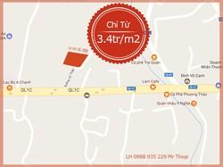 Hot Hot Đất Nền Khu Dân Cư Phú Ân Nam 2 Giá Rẻ Bất Ngờ Chỉ Từ 3.4tr/m2