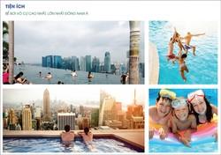 Tặng ngay chuyến nghỉ dưỡng 5  tại Singapore trong hè này khi mua Hòa Bình Green