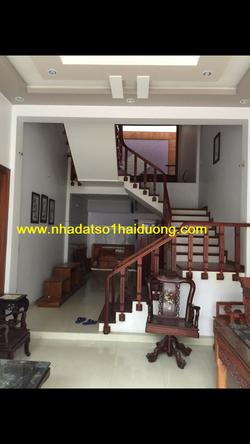 Cần bán nhà 4 tầng mặt phố Bình lộc, Hải dương, Giá bán 2 tỷ 400 triệu