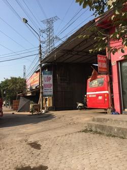 Bán nhà xưởng mặt tiền đường lớn, thành phố Thái Nguyên