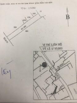 Bán đất 589m2 ngay mặt tiền QL 51 giá 2,5 tỷ
