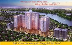 Căn hộ đẹp đầy đủ tiện ích khu nam Sài Gòn cách Q1, Q4, Q5 chỉ 3km
