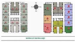 Bán căn hộ F.Home B11 tầng cao, giá 1 tỷ 600tr, đầy đủ nội thất