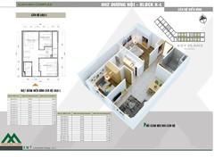 Sở hữu căn hộ 2PN tại chung cư Xuân Mai Complex Hà Đông giá chỉ từ 950 triệu , full nội thất