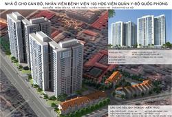 Cần bán căn hộ chung cư Viện Quân Y 103   Khu đô thị Văn Quán, Hà Đông, Hà Nội