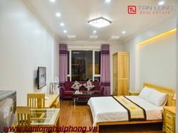 Hải Phòng: Căn hộ chung cư cao cấp cho chuyên gia nước ngoài cho thuê