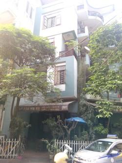 CHÍNH CHỦ: Bán nhà 55m2x5 tầng 5 tỷ Thái Thịnh, Đống Đa, HN: