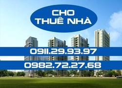 Cho thuê nhà phố mặt tiền đường Trưng Nữ Vương, quận Hải Châu, Đà Nẵng