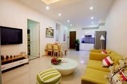 Cần bán căn hộ Phúc Yên 3, dt 64,6m2, giá 1.55 tỷ gồm 2PN 2WC.