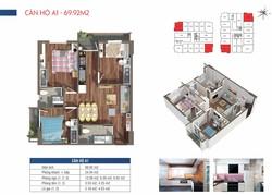 Cần bán gấp suất ngoại giao chung cư Lộc Ninh Singashine-view đẹp giá gốc