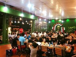 Cần sang gấp nhà hàng quán nhậu rộng 500m2, có 2 phòng vip