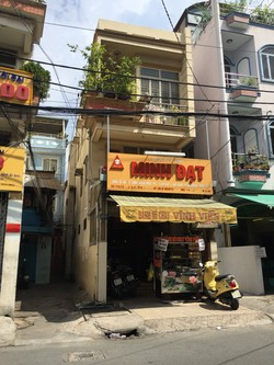 Cho thuê mặt tiền đuờng Vĩnh Viễn quận 10 HCM