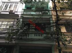Nhà riêng ngõ phố lạc trung dt40m2x3t giá 10tr