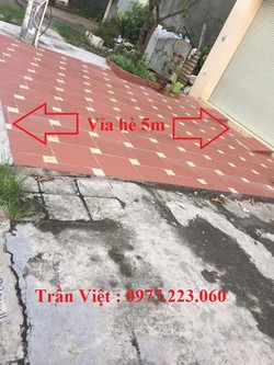 Bán Lô Đất DT:67.5m2,MT:4.5m.H:ĐN ở Ao Cá,Bò Sính,Cao Thắng