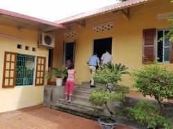Bán căn biệt thự mini 171 m2 đẹp long lanh gần trường THPT Hoàng Quốc Việt - Phường Thị Cầu