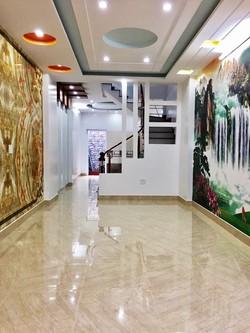 Nhà độc lập 3 tâng x65m2,có sân riêng trước sau, ngay gần MĐ Thiên Lôi-Chợ Đôn.1,68 tỷ