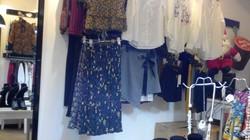 Sang nhượng cửa hàng quần áo thời trang đường Chiến Thắng Q.Hà Đông Hà Nội
