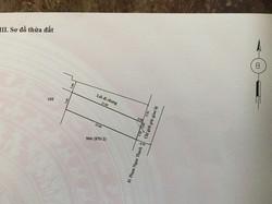 Cần bán đất mặt tiền tại 31 Phạm Ngọc Thạch, phường An Đông, tp Huế