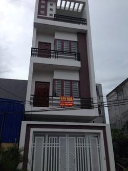 Cần bán nhà 4 tầng đường Trung Lực, Đằng Lâm, Hải An, Hải Phòng