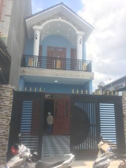 Bán nhà gần bện viện Dĩ An 1 lầu sổ hồng riêng vị trí đẹp cách ngã tư Bình Thung 600m