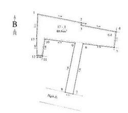 Cần bán gấp nhà chính chủ 40m2 x hai tầng, số 45A ngõ 173 Hoàng Hoa Thám, Ba Đình, Hà Nội