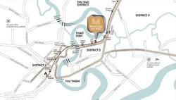 Bán căn hộ Masteri An Phú Q2, tầng cao view hồ bơi giá 2,5tỷ/2PN, cho vay 65 LS 0