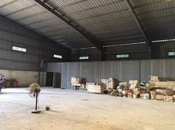 Cho thuê kho đẹp mặt tiền Trần Trọng Cung, Quận 7, diện tích 500m2.