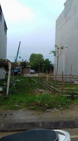 Bán lô đất tại trung tâm Thái Nguyên