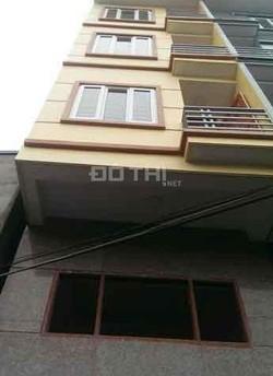 Bán gấp nhà 5 tầng ở ngõ Nguyễn Chánh,Hoàng Minh Giám kéo dài,Cầu Giấy giá 4,2 tỷ