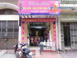 Sang nhượng cửa hàng số 16 Phạm Hữu Điều, Lê Chân, Hải Phòng