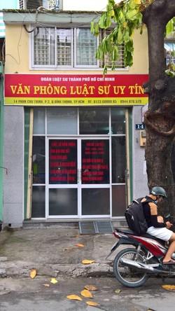 Cho thuê văn phòng gần Chợ Bà Chiểu - 40 m2 - Giá 6.5tr/tháng