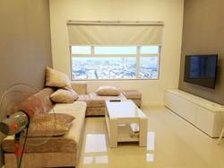 Cho thuê căn hộ Sunrise City, 2 phòng ngủ, 76m2, view hồ bơi,đầy đủ nội thất, nhà cực đẹp