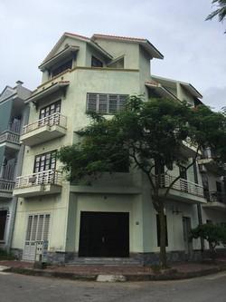 Cho thuê nhà 4 tầng tại KĐT phía Đông Nam Cường,tp Hải Dương