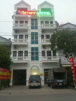 Bán nhà nghỉ Việt Mỹ va Bán mặt đường Nguyễn Lương Bằng