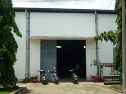 Kho bãi cho thuê, quận 7, Trần Xuân Soạn, mới xây dựng 500m2,35tr/tháng.