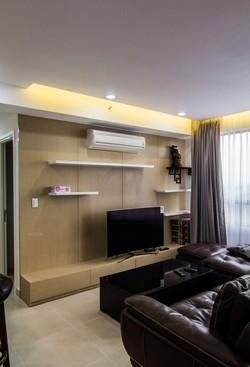 -Cần sang nhượng gấp căn hộ 2PN Masteri Thảo Điền   Dt: 86m2 Full nội thất   Giá: 2.5 Tỷ