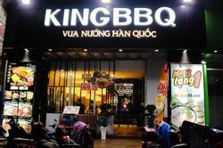 Tập đoàn nhà hàng KING BBQ cần thuê nhà mặt tiền ở TP.HCM