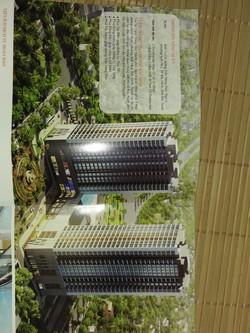 Bán 2 căn liền nhau tòa 27 tầng dự án Vinhomes Bắc Ninh
