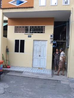 Cần bán nhà MT D11,P.tây Thạnh,Tân Phú.DT 4.1x25