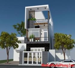 Bán nhà 4 tầng trong ngõ 333 Văn Cao, Ngô Quyền, Hải Phòng