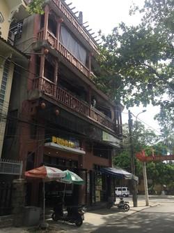 Bán nhà mặt tiền 5 tầng Hai Bà Trưng - Vĩnh Ninh - Huế