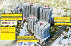 Nộp trước 550 triệu nhận nhà ngay căn 2 ngủ tại dự án chung cư 87 Lĩnh Nam