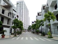 Liền kề 622 Minh Khai diện tích 86m2 vào tên hợp đồng