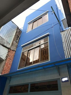 Bán nhà hẻm đường Lò Siêu, phường 16, quận 11, 01 trệt 02 lầu, 31m2