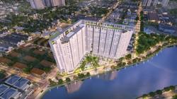 Với 826 triệu sở hữu ngay căn hộ ven sông Bắc Sài Gòn, Thanh toán ưu đãi 1/Tháng