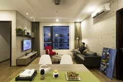 Cho thuê Chung cư Thăng Long Number One, căn hộ 2PN Full nội thất xịn giá 20tr/tháng. LH:0967028228
