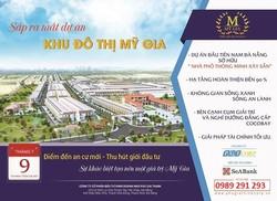 Đất dự án bên cạnh COCOBAY Đà Nẫng chỉ với 290 triệu