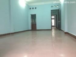 Phòng 45m2, số 42 Chu Văn An, gầnĐH Hutech, GTVT, giá 3.5 triệu/ tháng